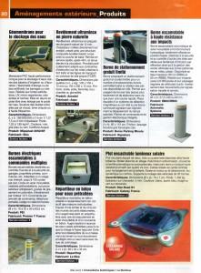 Le moniteur Innovation techniques mai 2007